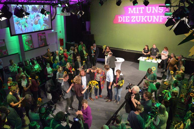 Kleiner Parteitag München – 7.10.2018