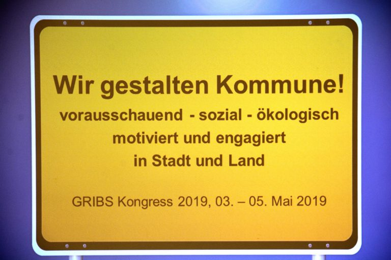 GRIBS-Kongress 3.-5. Mai 2019