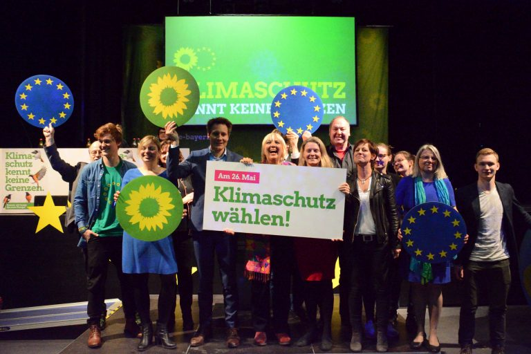 Kleiner Parteitag Nürnberg – 12. Mai 2019