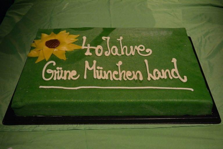 40 Jahre Kreisverband München-Land