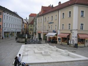 Synagogendenkmal in Regensburg