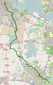 Track Amsterdam - Utrecht