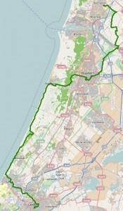 Track Leiden-Heemskerk