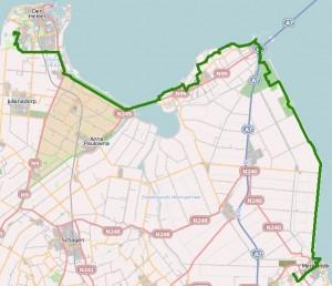 Track Den Helder - Oppperdoes