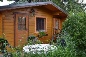 Gartenhäuschen im Kleinen Landhaus, Vockerode