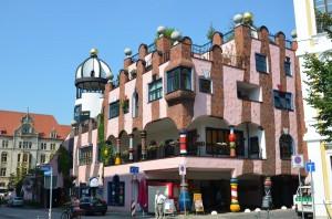 Grüne Zitadelle (Hundertwasser-Haus) Magdeburg