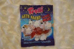 Gute-Nacht-Gummischäfchen