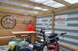 Schutzhütte der Landjugend Radegast
