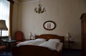 Zimmer im Hotel Stephan