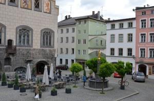 Rathausplatz Wasserburg