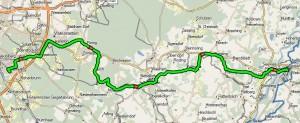 Track Riemerling-Wasserburg