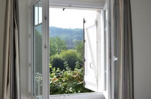 Hotelfenster in Gagnac