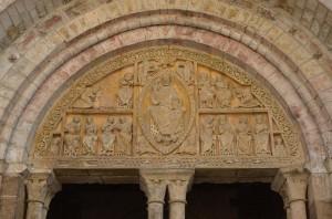 Kirche in Carennac