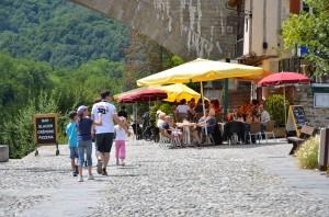 Ferienstimmung an der Dordogne