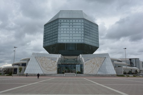 Minsk - Nationalbibliothek