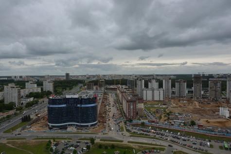 Minsk - Neubaugebiet