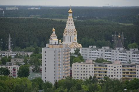 Minsk - Kathedrale