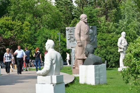 Moskau - Skulpturenpark