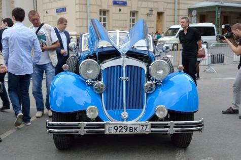 Oldtimer Auto Union - Horch