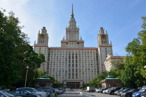 Moskau - Lomonossow-Universität