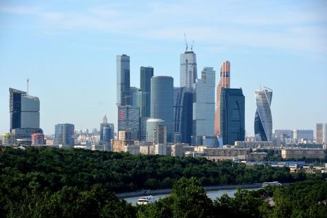 Moskau - Skyline