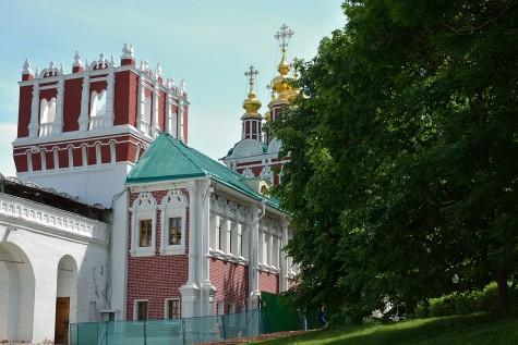 Moskau - Neujungfrauenkloster