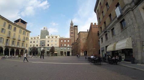 Cremona - Piazza Stradivari