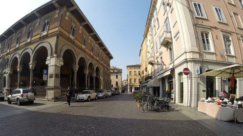 Mantova - An der Camera di Commercio