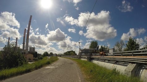 Kraftwerk am Po (Centrale termoelettrica di Ostiglia)