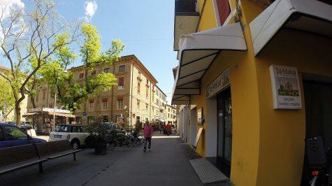 Ferrara - Via Guiseppe Garibaldi